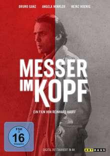 Messer im Kopf, DVD