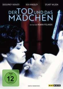 Der Tod und das Mädchen, DVD