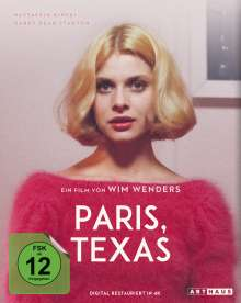 Paris, Texas (Special Edition) (Blu-ray), Blu-ray Disc
