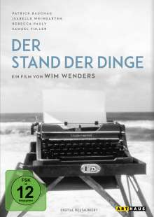 Der Stand der Dinge (Special Edition), DVD