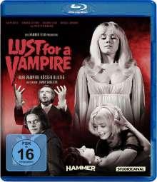Nur Vampire küssen blutig (Blu-ray), Blu-ray Disc