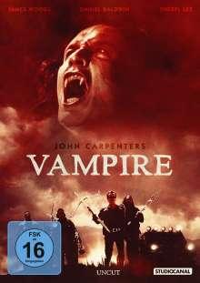 Vampire, DVD