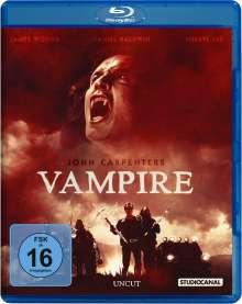 Vampire (Blu-ray), Blu-ray Disc