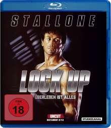Lock Up - Überleben ist alles (Blu-ray), Blu-ray Disc
