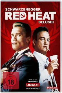 Red Heat, DVD