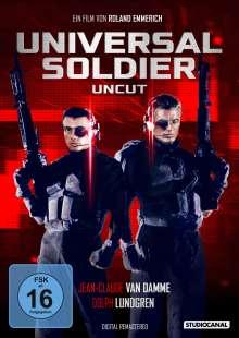 Universal Soldier, DVD