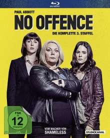 No Offence Staffel 3 (Blu-ray), 2 Blu-ray Discs