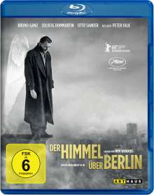 Der Himmel über Berlin (Blu-ray), Blu-ray Disc
