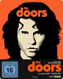 The Doors (Blu-ray im Steelbook), 3 Blu-ray Discs