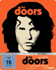 The Doors (Ultra HD Blu-ray & Blu-ray im Steelbook), 3 Ultra HD Blu-rays