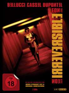 Irreversible (Collector's Edition), 2 DVDs