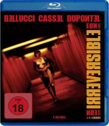 Irreversible (Collector's Edition) (Blu-ray), 2 Blu-ray Discs