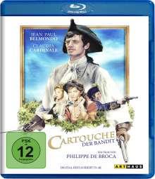 Cartouche - Der Bandit (Blu-ray), Blu-ray Disc