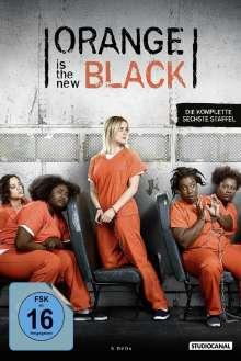 Orange is the New Black Staffel 6, 5 DVDs