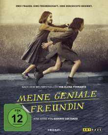 Meine geniale Freundin Staffel 1 (Blu-ray), 2 Blu-ray Discs