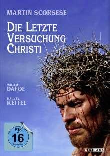 Die letzte Versuchung Christi (Special Edition), DVD