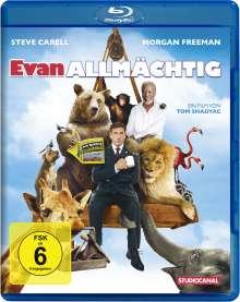 Evan Allmächtig (Blu-ray), Blu-ray Disc