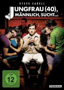 Jungfrau (40), männlich, sucht..., DVD