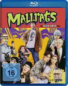 Mallrats (Blu-ray), Blu-ray Disc