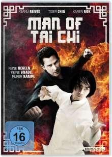 Man of Tai Chi, DVD