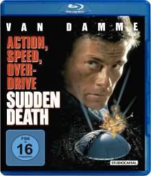 Sudden Death (Blu-ray), Blu-ray Disc