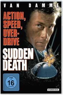 Sudden Death, DVD