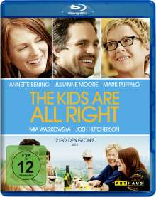 The Kids Are All Right (Blu-ray), Blu-ray Disc
