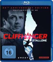 Cliffhanger (25th Anniversary Edition) (Blu-ray), Blu-ray Disc