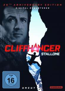 Cliffhanger (25th Anniversary Edition), DVD