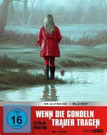 Wenn die Gondeln Trauer tragen (Limited Edition) (Ultra HD Blu-ray & Blu-ray im Steelbook), Ultra HD Blu-ray