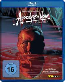 Apocalypse Now (Kinofassung, Redux & Final Cut) (Blu-ray), Blu-ray Disc