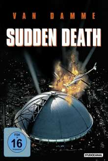 Sudden Death (Limited Collector's Edition) (Blu-ray im Digibook), Blu-ray Disc