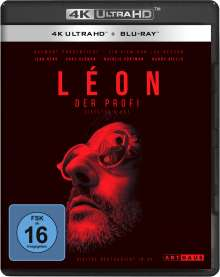 Leon - Der Profi (Director's Cut) (Ultra HD Blu-ray & Blu-ray), 1 Ultra HD Blu-ray und 1 Blu-ray Disc