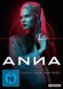 Anna (2019), DVD