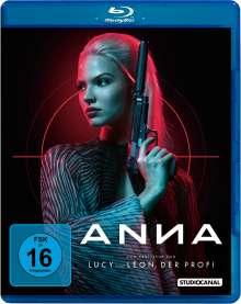 Anna (2019) (Blu-ray), Blu-ray Disc
