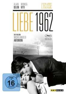 Liebe 1962, DVD