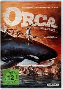 Orca, der Killerwal, DVD