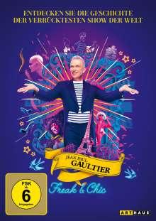 Jean Paul Gaultier - Freak & Chic (OmU), DVD
