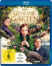 Der geheime Garten (2020) (Blu-ray), Blu-ray Disc
