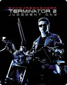 Terminator 2: Tag der Abrechnung (Ultra HD Blu-ray & 3D Blu-ray im Steelbook), 3 Ultra HD Blu-rays