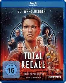 Total Recall (1990) (Blu-ray), Blu-ray Disc