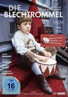 Die Blechtrommel (Collector's Edition), 3 DVDs
