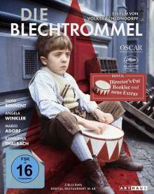 Die Blechtrommel (Collector's Edition) (Blu-ray), 2 Blu-ray Discs
