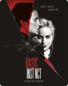 Basic Instinct (Ultra HD Blu-ray & Blu-ray im Steelbook), 1 Ultra HD Blu-ray und 2 Blu-ray Discs