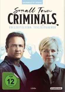 Small Town Criminals Staffel 1, 3 DVDs