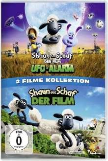 Shaun das Schaf - Der Film 1 & 2, 2 DVDs