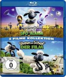 Shaun das Schaf - Der Film 1 & 2 (Blu-ray), 2 Blu-ray Discs