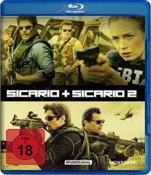 Sicario 1 & 2 (Blu-ray), 2 Blu-ray Discs