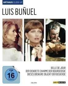 Luis Bunuel Arthaus Close-Up (Blu-ray), 3 Blu-ray Discs