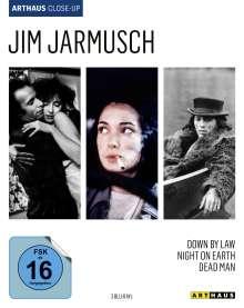 Jim Jarmusch Arthaus Close-Up (Blu-ray), 3 Blu-ray Discs